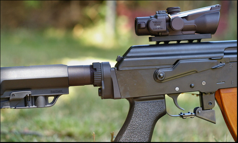 Milled M4 Stock Adapter - The AK Files Forums