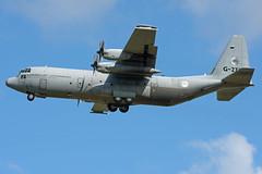 G-273 Royal Netherlands Air Force Lockheed C-130H Hercules RAF Lakenheath