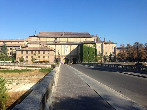 Palazzo della Pilotta, Parma