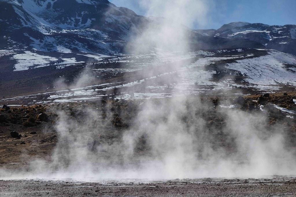 San Pedro Atacama - Geysers del Tatio 2