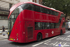 Wrightbus NRM NBFL - LTZ 1006 - LT6 - Victoria 38 - Arriva - London 2017 - Steven Gray - IMG_1153
