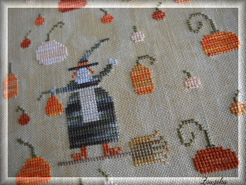 withthyneedle, witchpumpkin, autumn, cross stitch, wtnt (3)