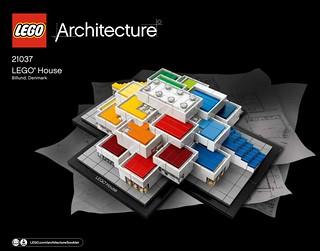 設計來設計去,還是做一個自家建築最對味~~LEGO 21037 建築系列【樂高體驗中心】LEGO House