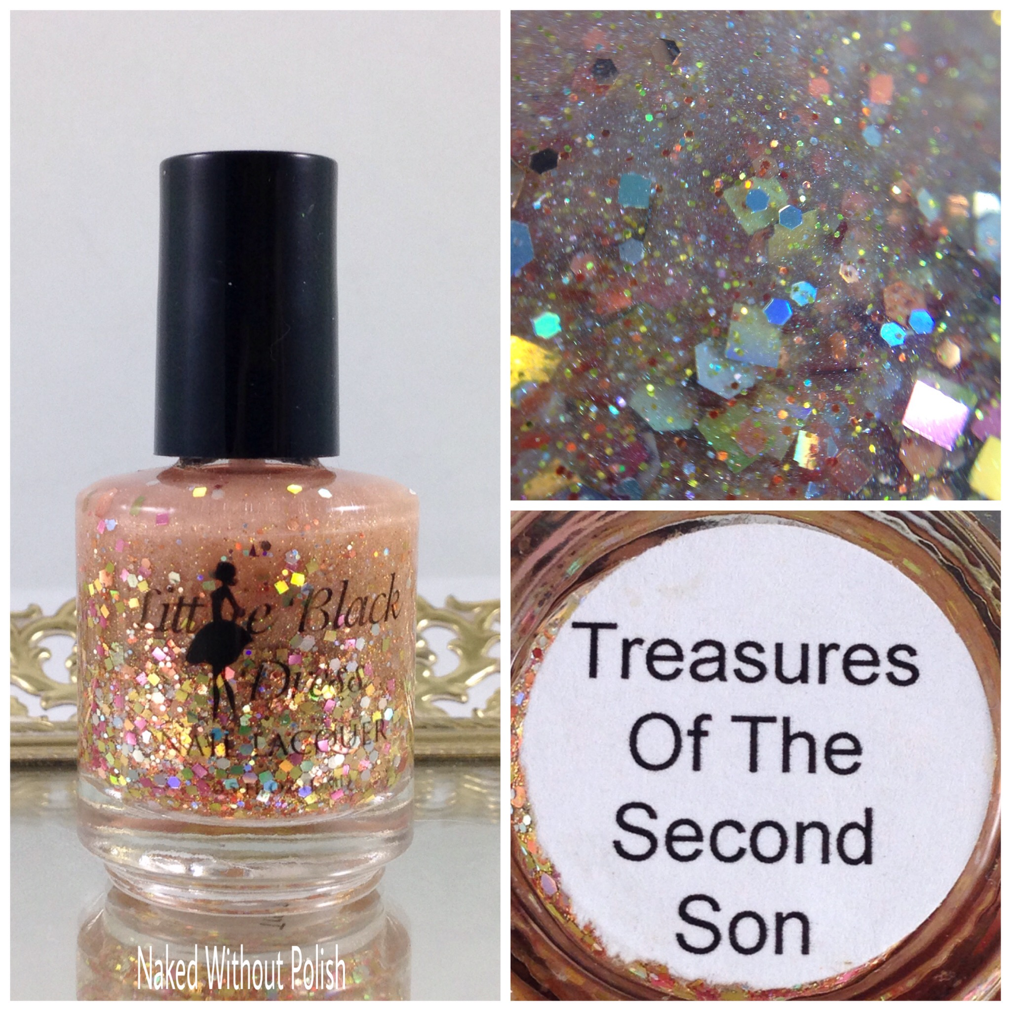 Little-Black-Dress-Nail-Lacquer-Treasures-of-the-Second-Son-1