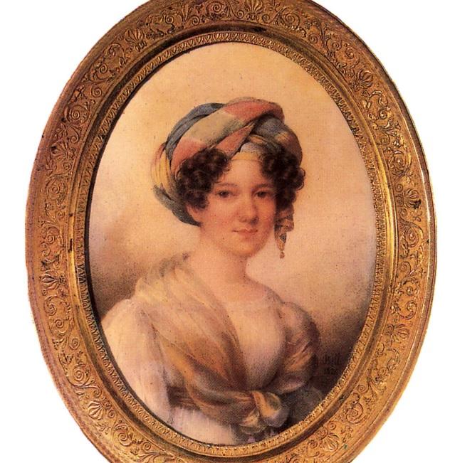 Р. Белл, 1824, Неизв, ГИМ