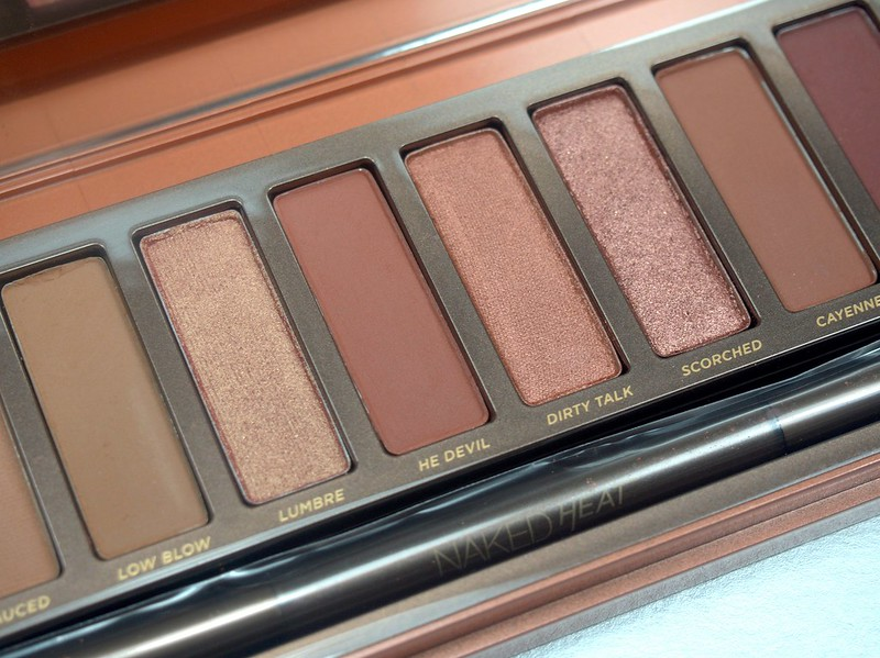 Urban Decay Heat