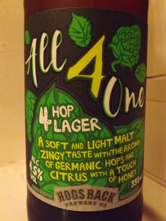 Hogs Back (ALDI), All 4 One, England