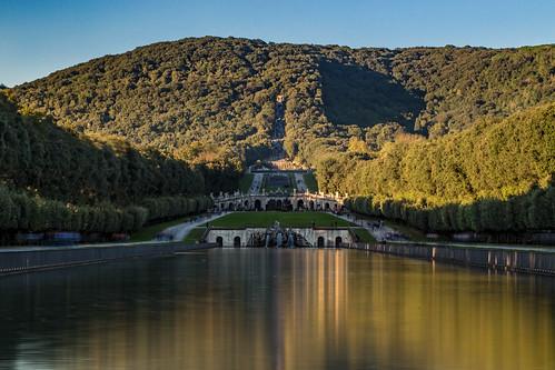 Parco Reale di Caserta