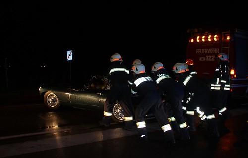 Verkehrsunfall - 19.08.2017