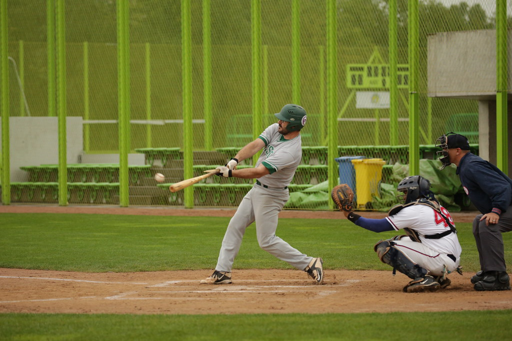 Sissach Frogs Baseball NLA Playoffs
