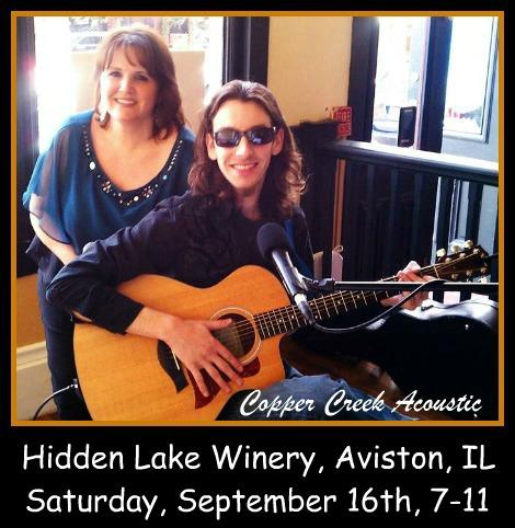 Copper Creek Acoustic 9-16-17