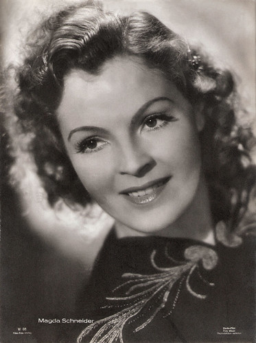 Magda Schneider