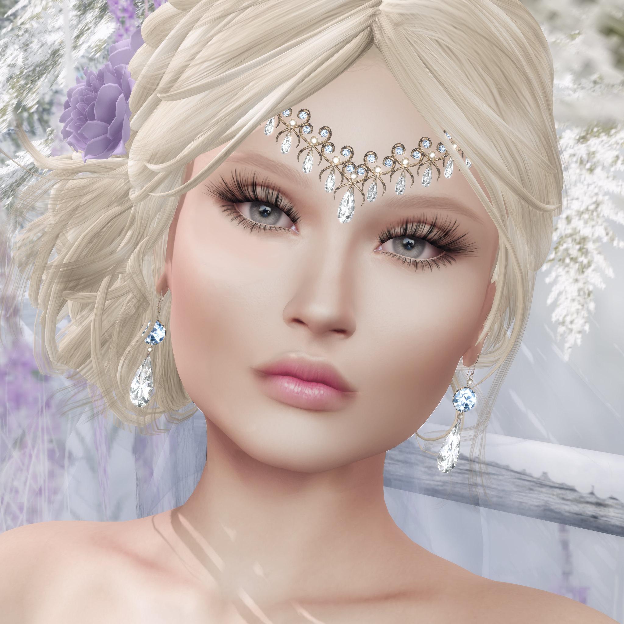 Trunk Show; EMO-tions, Avi Glam = Lia , Catwa appl. @Limit8 ; Zuri Jewelry Group gift