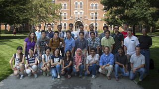 Welcome 2014 ISE New Graduate Students