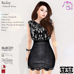 AvaGirl - Bailey (black)