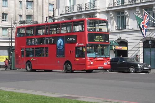 Arriva London VLA46 LJ53BAA