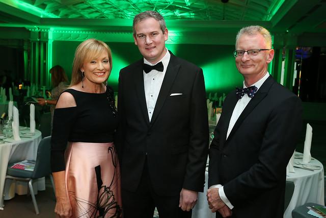 Mary Kennedy, Minister Kyne, Ian Talbot