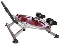 AB Circle Pro Home Fitness Machine and DVD Review