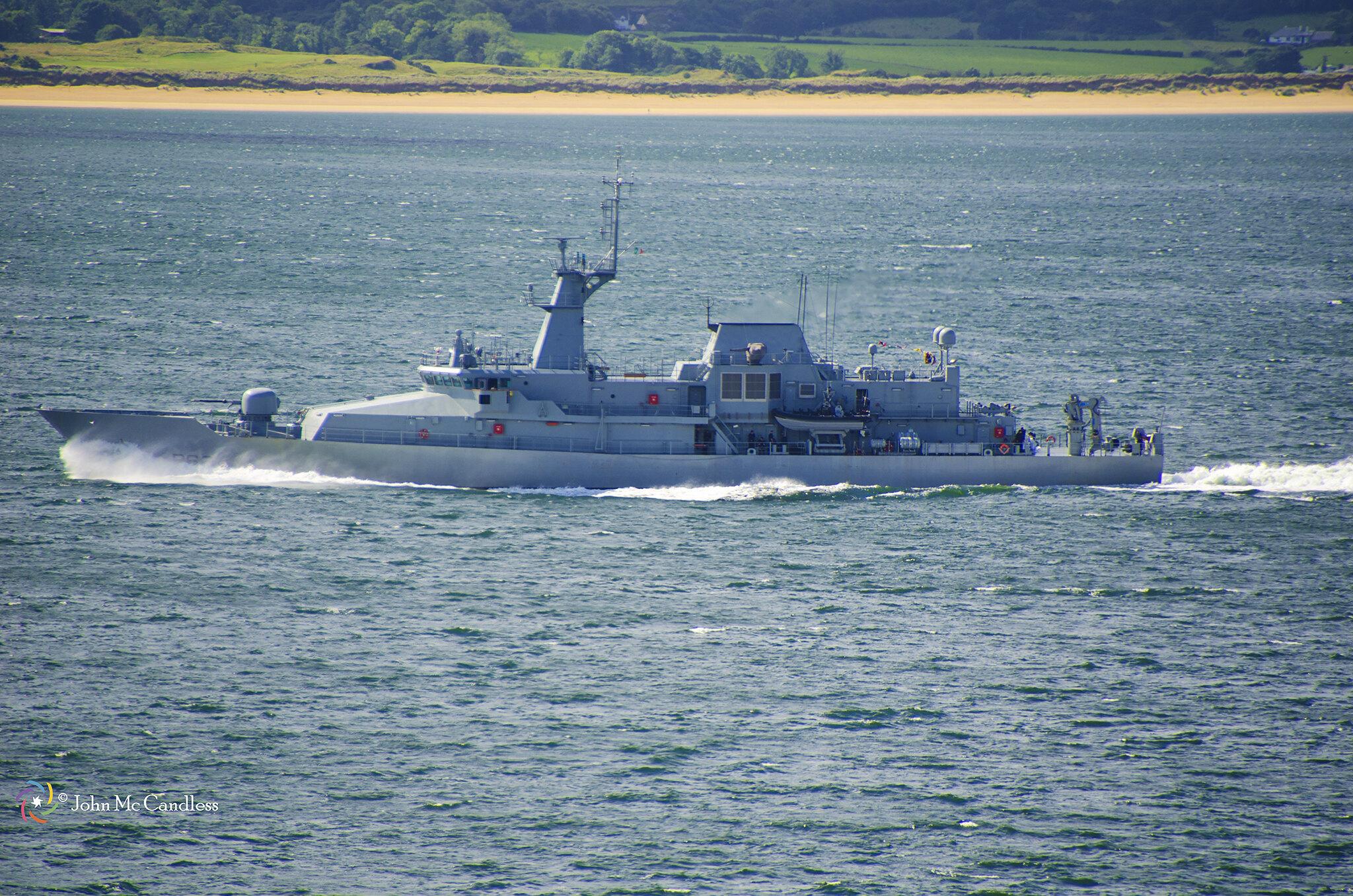 Irish Naval Service - Force Navale Irlandaise - Page 2 36407384215_b870f68d7c_k