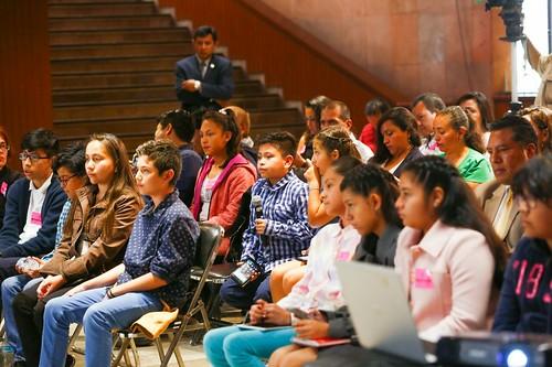 Conversatorio: infancia y adolescencia, educación y sustentabilidad 9/ago/17