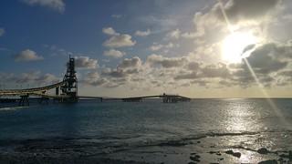 Salt Pier (Bonaire)