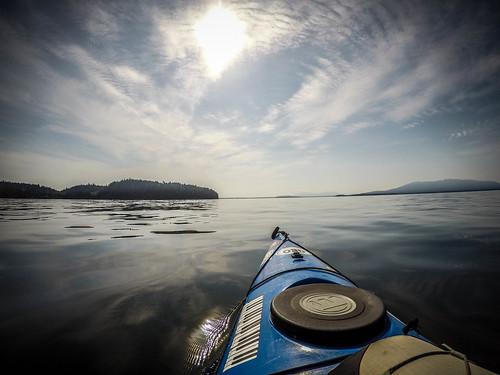 Kayaking Bellingham Bay-20
