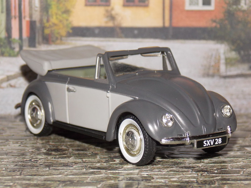 VW Beetle Cabrio – 1949 - Vanguards