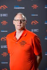 Brad Dalke (head coach 17-18 Snucins)