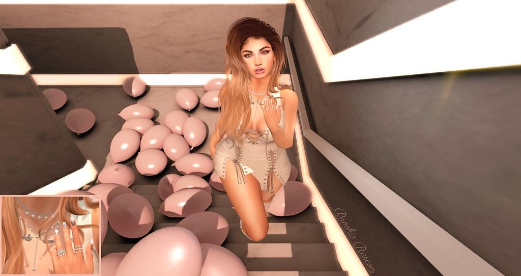 99 Pink Balloons