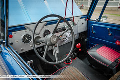 1964 International Harvester Scout 4x4  Interior View