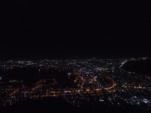 函館山は結局登山した