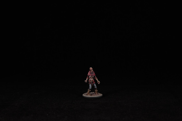 ZOMBICIDE- Black Plague - Walker .008