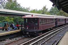NYC Subway - Sheepshead Bay Station, Brighton Line - Brooklyn Union Elevated/BRT/BMT