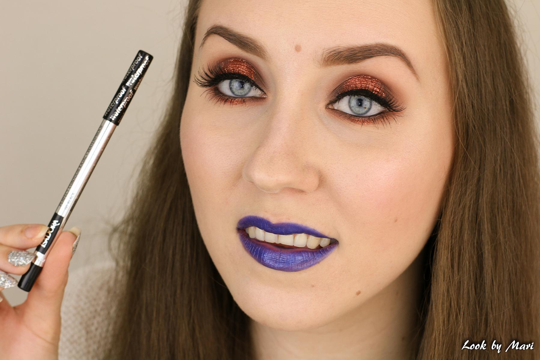 16 isadora perfect contour pencil black review kokemuksia