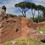 The ruins of Casa dei Grifi, Rome, Italy  -  (Selected by GETTY IMAGES) - https://www.flickr.com/people/71393709@N06/