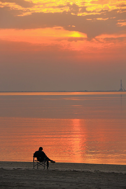 Me and the Sunrise, Canon EOS 100D, Canon EF-S 18-200mm f/3.5-5.6 IS