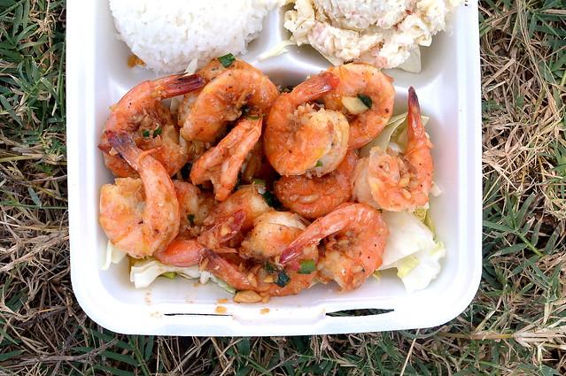 Geste Shrimp Truck - Maui