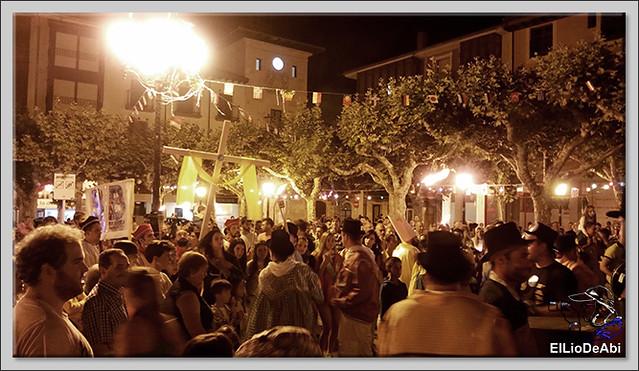 #BriviescaFiestas17 Jira campestre, entierro de San Roquín, subida de Blusas y traca Fin de Fiestas (5)
