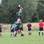 U16 v's Boroughmuir (home) Aug 17