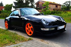 Porsche 911 Carrera Coupé type 993