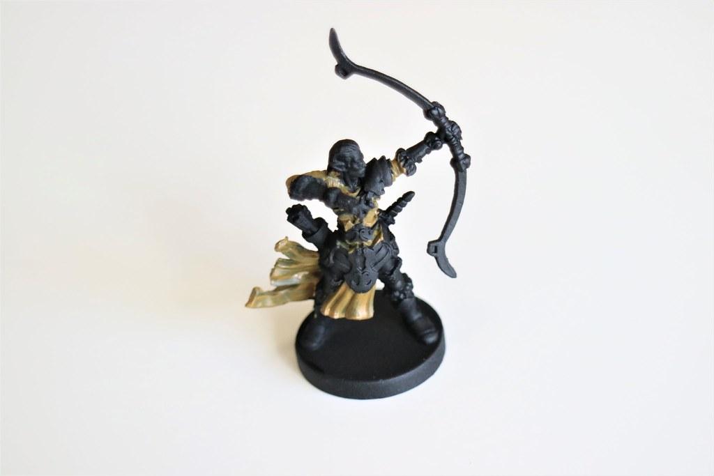 Runewars Miniatures Aspen Elf 1