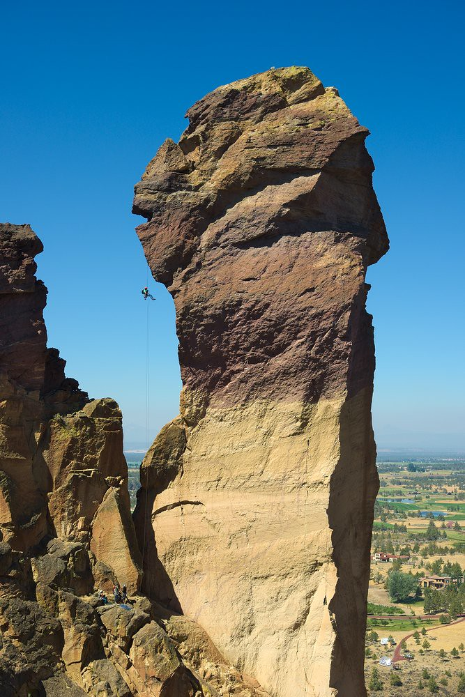 Monkey Face, Smith Rock State Park, Oregon