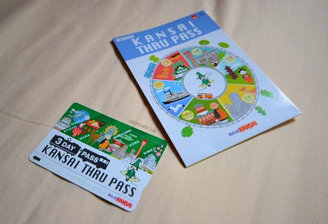 japan itinerary travel guide kansai thru pass
