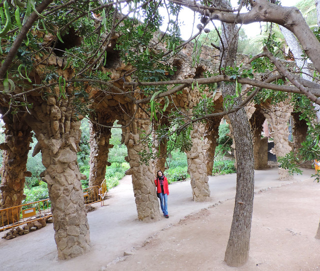 Architecture Guide To Barcelona: Park Güell, Barcelona, Spain