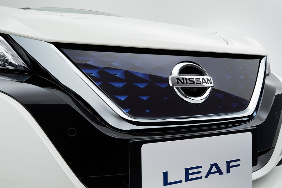 New Nissan Leaf G 70