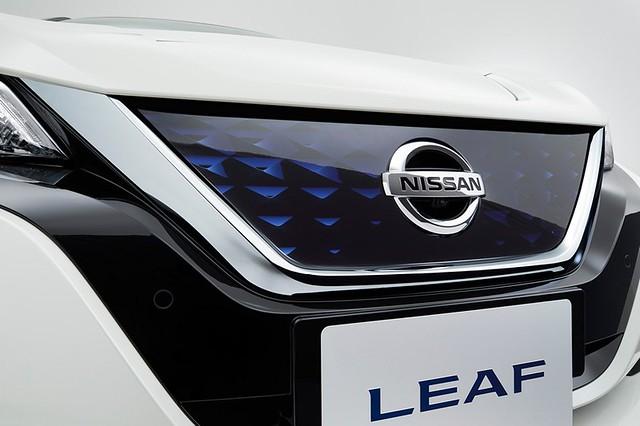New Nissan Leaf G 70