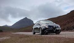 Alfa Romeo Mito Highland Hopping