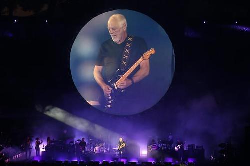 Musica, Gilmour a Pompei 45 anni dopo
