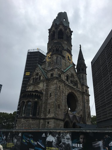 Kaiser Wilhelm Memorial Church - Berlin