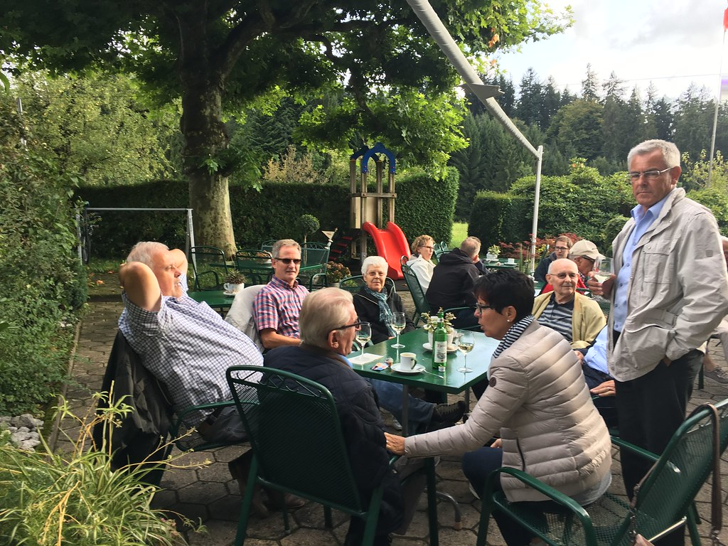 Ehrenmitglieder-/Gönnerausflug 2017